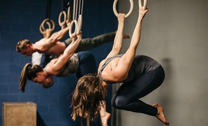 10 Days of <strong>Fitness Classes</strong> for One or Two at Rock Mill Climbing (Up to 90% Off)