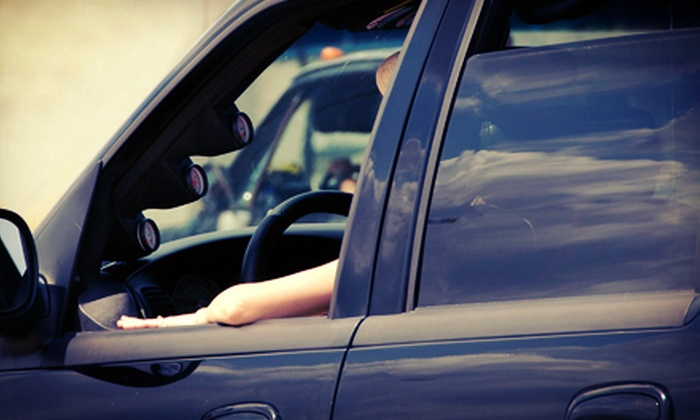 Road Works - Princeton - Silverstar: SunTek Window Tinting for Two- or Four-Door Vehicle at Road Works (Up to 59% Off)