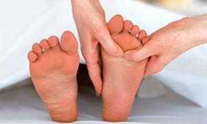 Eclat de santé: 1 ou 2 séances de réflexologie d'1h chacune dès 24 € chez Eclat de santé