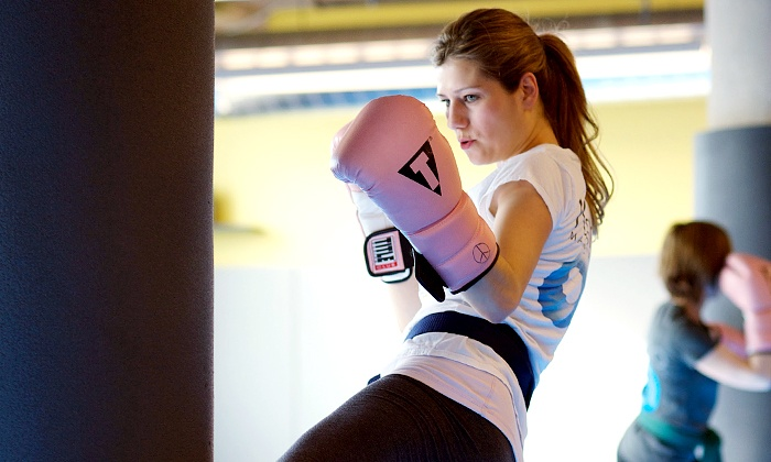 Kensho Martial Arts - DePaul: Adults' Kickboxing or Kids' Martial Arts with Regular or Deluxe Uniform at Kensho Martial Arts (Up to 80% Off)