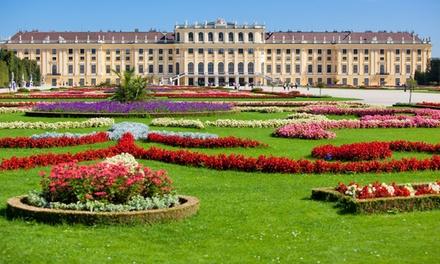 ✈ Praga, Vienna e Budapest con volo, hotel e treno