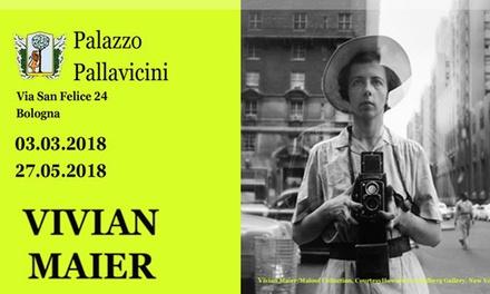 Mostra Vivian Maier a Bologna