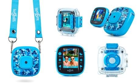 Mini cámara digital de acción para niños