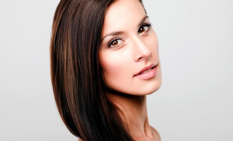 Botox Hair Anti-Aging Treatment with Blowout Style Session from ZULE BEAUTY SALON (50% Off)
