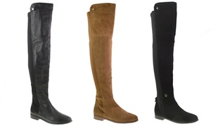 Chinese Laundry Robin Women's Flat Boots (Sizes 5, 5.5, 6, 6.5)