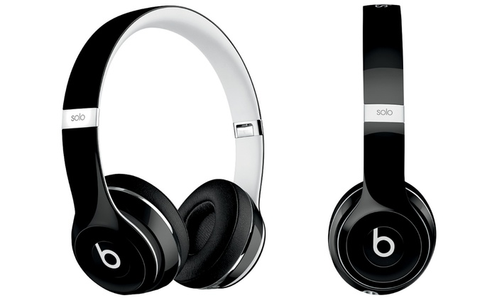 fe9fd9d7436 Beats by Dr. Dre Solo 2 or Luxe Edition Wired On-Ear Headphones