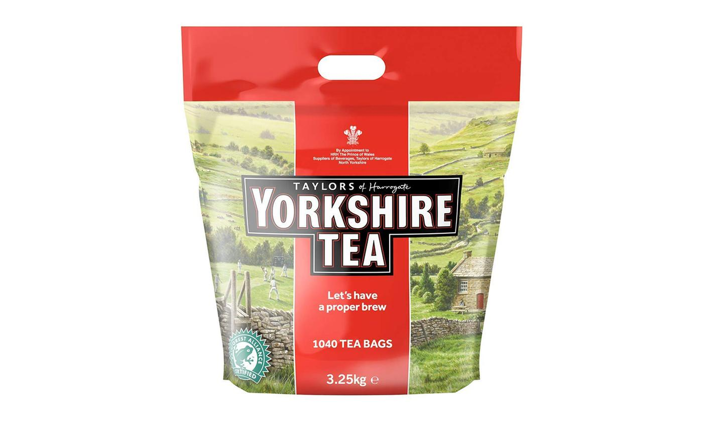 Yorkshire Tea 1040 or 2080 Tea Bags