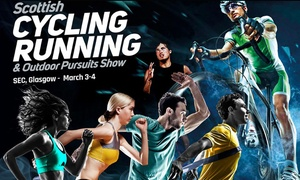 Girls Day Out: Scottish Cycling, Running and Outdoor Pursuits Show, 3 - 4 March, SECC, Glasgow (Up to 25% Off)
