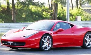 Sensations Lives: Prendre le volant de voitures d'exception pour 2,4 ou 6 tours dès 59 € avec Sensations-Lives