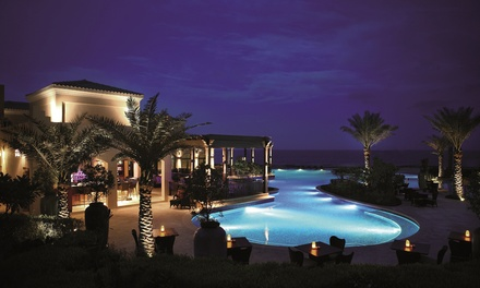 Sir Bani Yas: 1 2 Nights for 2 with Breakfast and Optional Wildlife Drive at 5* Desert Islands Resort & Spa by Anantara