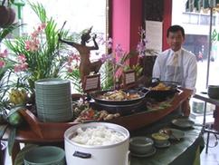Thai House Leuven: 3 gangen keuze menu met koffie of thee bij Thai House Leuven