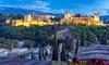 Granada: hotel 4* con desayuno