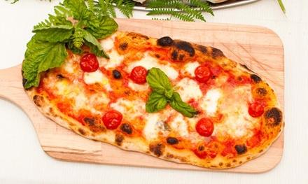 Deal Ristoranti Groupon.it Menu con pinsa romana, dolce e birra per 2 o 4 persone al bar trattoria L'Angolo del Gusto, Como