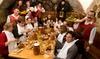 Mittelalterliches 10-Gänge-Menü