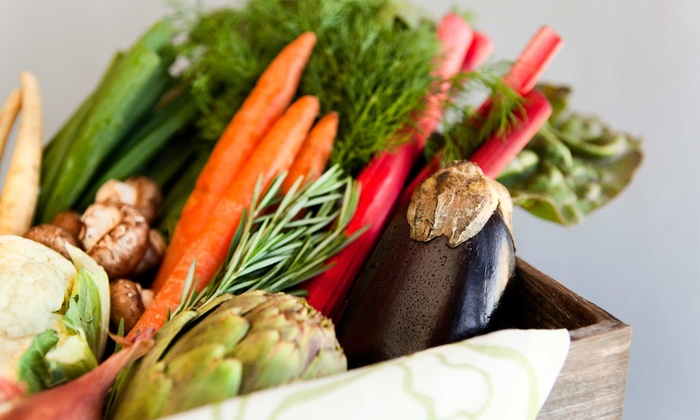 Green Earth Organics - Grandview-Woodland: C$57 for C$100 Worth of Groceries and Delivery from Green Earth Organics