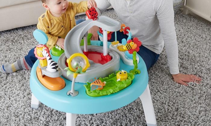 Baby Speeltafel Met Stoel.2 In 1 Speelstoel Groupon