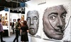 Artexpo New York - Pier 94: One-Day Tickets for Two or Four to Artexpo New York on April 21–24 (Up to 56% Off)