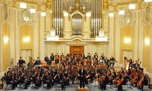 """San Jose Youth Symphony's """"Season Finale Concert"""": San Jose Youth Symphony's """"Season Finale Concert"""" at The California Theatre on Saturday, June 6 (Up to 46% Off)"""