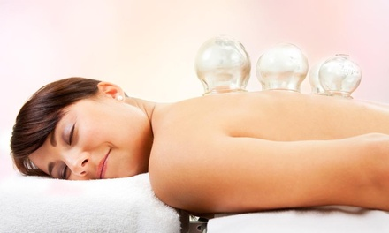 60-Minute Cupping-Therapy Session from ABQ Zen Zone (65% Off)