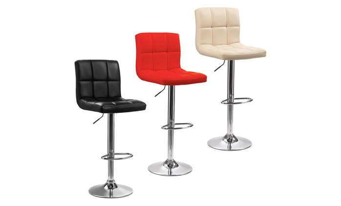 Cube Bar Stools from £49.99 With Free Delivery (75% Off)
