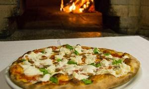 Il Ritrovo del Gusto da Silvano: Menu con pizza gourmet a scelta, dolce più birra o vino al ristorante Il Ritrovo del Gusto (sconto fino a 63%)