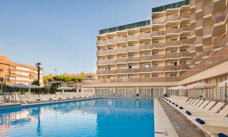 Lloret de Mar : 7 nuits en pension complète à l'hôtel Royal Beach 4* pour 1 ou 2 enfant(s) et/ou 2 ou 3 adultes