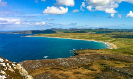 groupon.co.uk - Co. Donegal: 2-3 Nights for Two with Breakfast at Ballyliffin Hotel