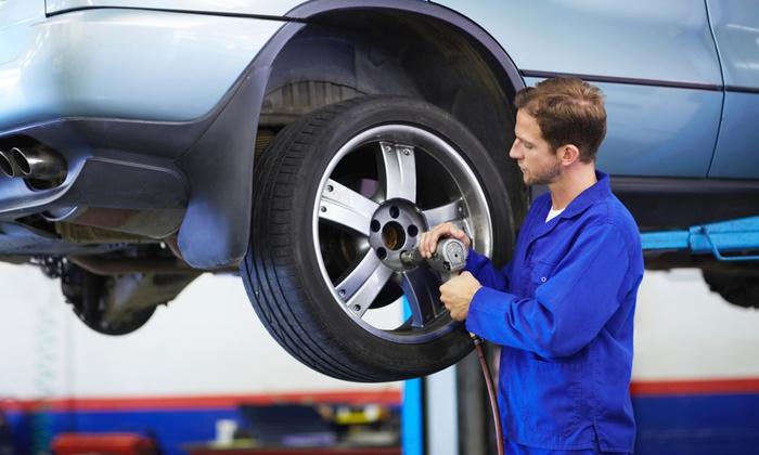 A1 Auto Perforormance - A1 Auto Perforormance: Wheel Alignment at A1 Auto Perforormance (49% Off)
