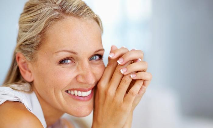 Envy Esthetics Studio - Lavalee: One O2 Facial Lift and Enspri Collagen Facialat Envy Esthetics Studio (Up to 55% Off)