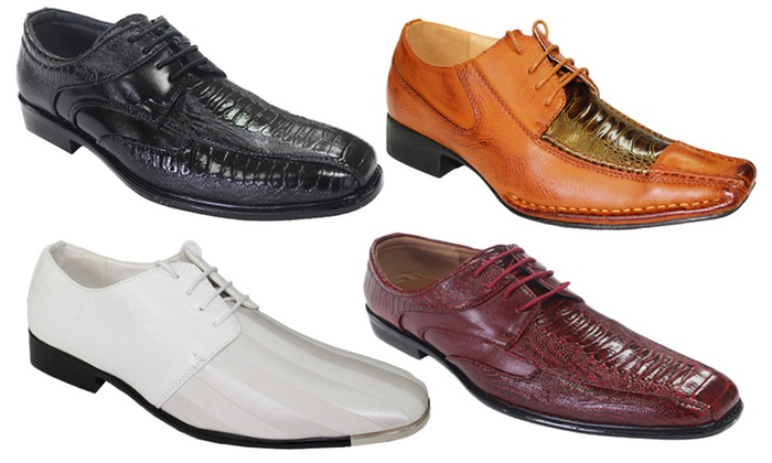 Frenchic Men's Lace-Up Dress Shoes: Frenchic Men's Lace-Up Dress Shoes