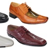 Frenchic Men's Lace-Up Dress Shoes