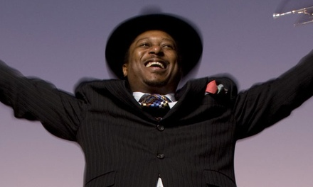 Kermit Ruffins' Big Easy Trumpet Battle Royal at House of Blues New Orleans on April 30 (Up to 41% Off)