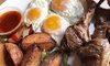 Chason's Crab Stadium - Sheldon Pointe: $14 for $20 Towards Brunch for Two People or More at Chason's Crab Stadium
