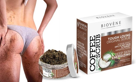 Crema corporal de café Biovéne por 8,91 € (77% de descuento)