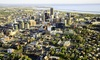 FlyBuffaloNY - Multiple Locations: Buffalo City Flight Helicopter Tour for One, Two, or Three from FlyBuffaloNY (Up to 61% Off)