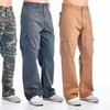 Men's 8-Pocket Cargo Pants
