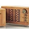 Bambusholz-Lautsprecher Radio NFC
