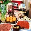 All-you-can-eat-Frühstücksbuffet