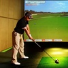 One-Hour Golf Simulator Hire
