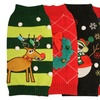 New York Dog Ugly Holiday Sweaters