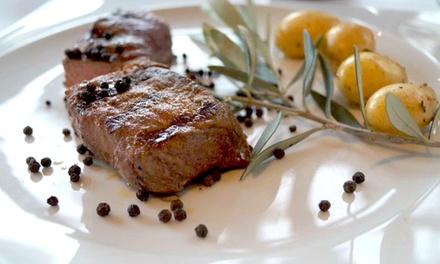 Wertgutschein über 20 € oder 40 € anrechenbar auf alle Speisen für 2 oder 4 Personen im Restaurant Artinos