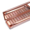 Zoë Ayla Cosmetics 12-Color Professional Eye-Shadow Palette and Brush