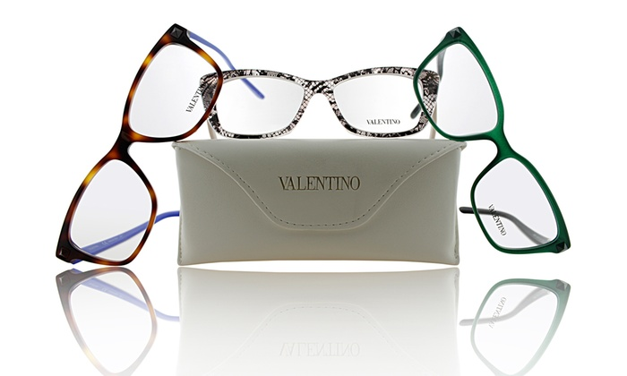Valentino Women\'s Optical Frames | Groupon