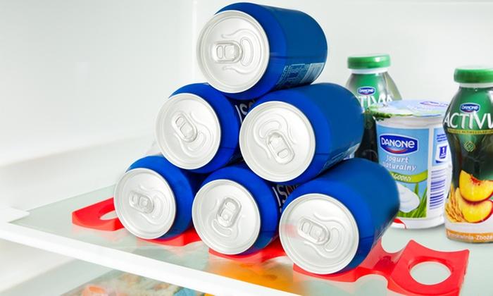 Kühlschrank Organizer Flaschen : Dozen und flaschen organizer groupon goods