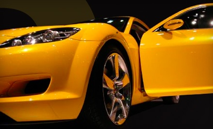 Professional Auto-Detailing Silver Package with Optional Rain-X Treatment at Double Take Auto Detailing (Half Off)