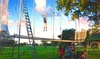 Up to 44% Off Trapeze Lesson at The Flying Trapeze School