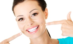 Buckhead Miracle Smiles: 45 or 60 Minute In-Office Teeth Whitening at Buckhead Miracle Smiles (Up to 53% Off)