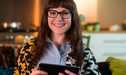 $50 to Spend on Glasses Online at Vision Direct