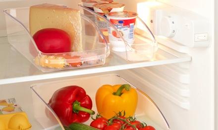 Organizzatori per frigorifero Wenko disponibili in 2 tipologie