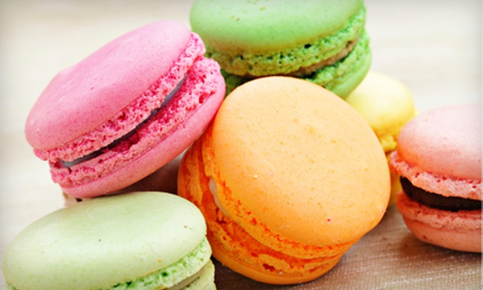 Terebinth Patisserie & Bistro - Greenbrier East: One or Two Dozen Macaroons or $10 for $20 Worth of Sandwiches, Salads, and Pastries at Terebinth Patisserie & Bistro